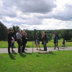 Meeting of Czech and German writers in Lidice, 2012. Simultaneous and consecutive interpreting Czech and German- Prager Literaturhaus deutschsprachiger Autoren.